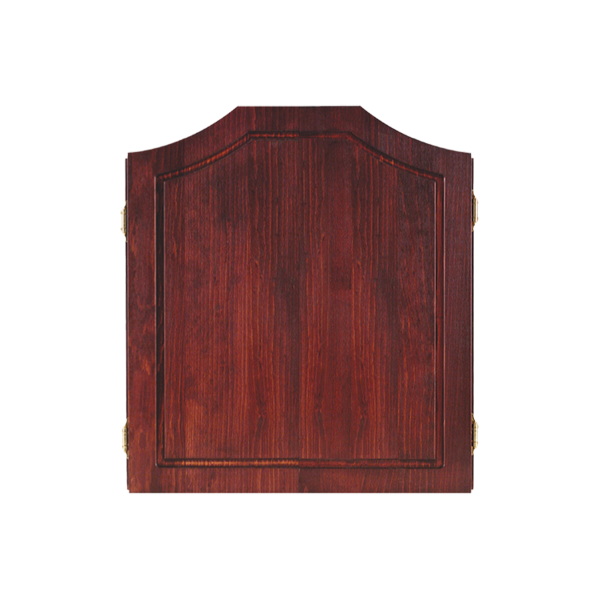 mahogany finish