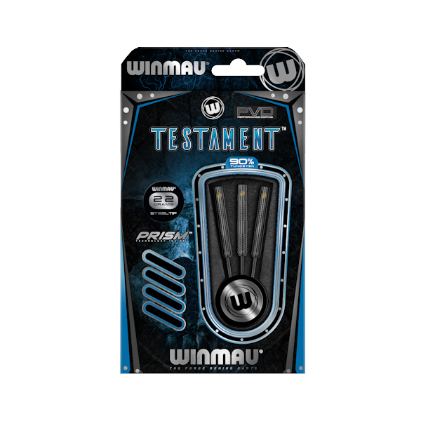 1087 - Testament 22g - Packaging