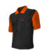 COOLPLAY 2 SHIRT BLACK & ORANGE 150100-107