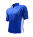 CoolPlay Hybrid Blue White Shirt