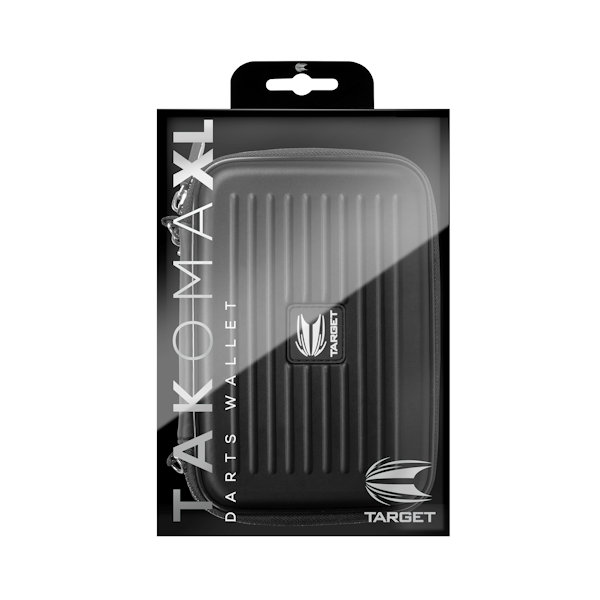 TAKOMA XL DART WALLET BLACK PACKAGING 125828