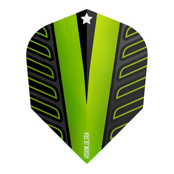 333300 VOLTAGE VISION.ULTRA LIME GREEN NO.6 FLIGHT