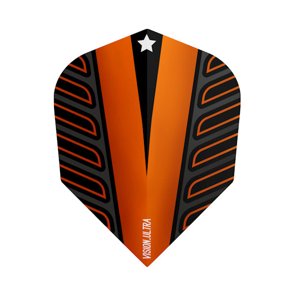 333340 VOLTAGE VISION.ULTRA ORANGE NO.6 FLIGHT