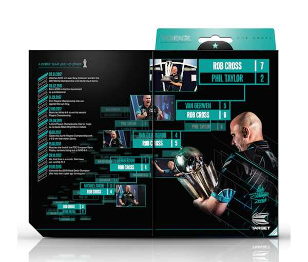 Rob Cross Limited Edition
