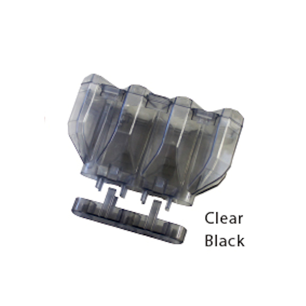 CASE 2.5 AIR CLEAR BLACK