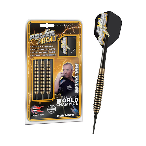 Phil Taylor Power Bolt 18g 200300