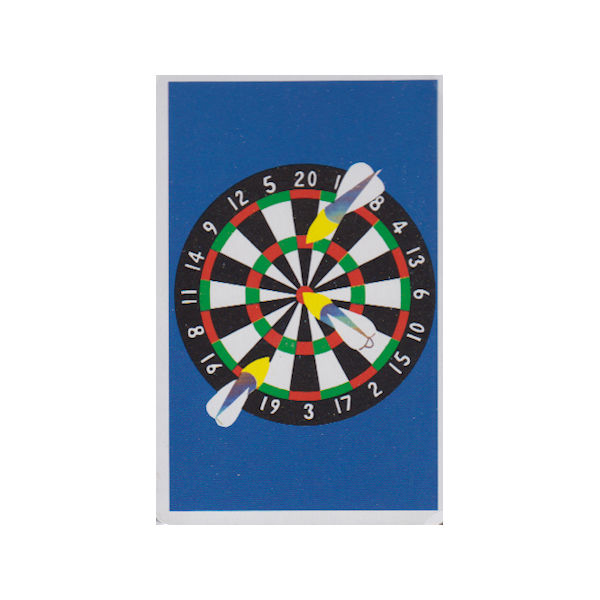 Dart Playing Cards Front