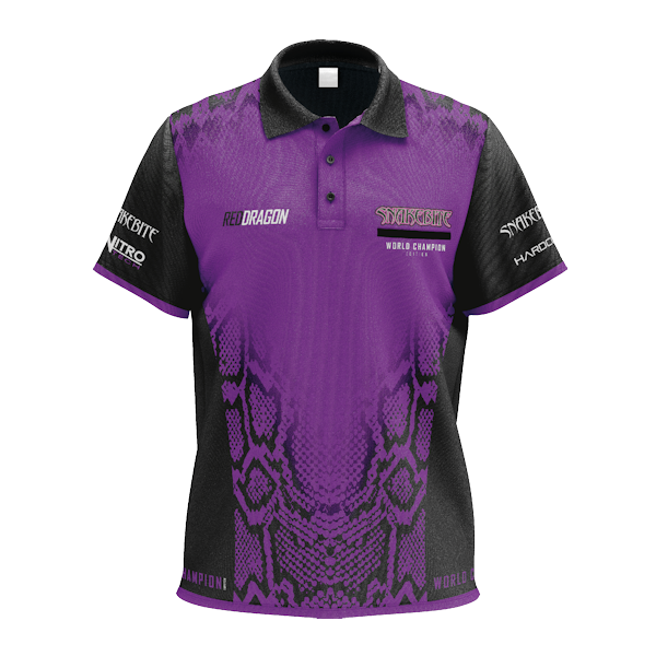 Peter Wright World Champion Edition Shirt