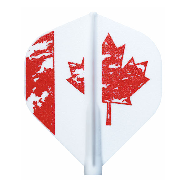 Canadian Maple leaf Cosmo flight