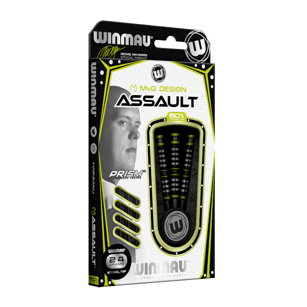 MvG Assault 24g darts